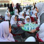 آغازتوزیع شیر رایگان بین ۱۵۳هزار دانش آموز استان؛