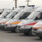 توزیع ۲۱ دستگاه آمبولانس مجهز بین پایگاههای اورژانس ۱۱۵ خراسان جنوبی؛
