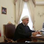 بخشنامه رییس جمهور به تمامی شرکت های دولتی برای انتقال همه حساب های بانکی خود به بانک مرکزی جمهوری اسلامی ایران؛