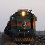 رشد ۳۸ درصدی بارگیری در راه آهن شرق؛