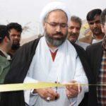 افتتاح پنج طرح عمرانی در شهرستان زیرکوه؛