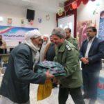 یک هزار سبد غذایی بین محرومان شهرستان درمیان توزیع شد؛