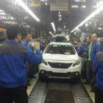 انتشار تصویر اولین پژو ۲۰۰۸ در کارخانه ایران خودرو + پاسخ به برخی جنجال های داخلی؛