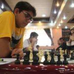 سومین دوره مسابقه شطرنج جام خاوران با شرکت ۱۲استان در بیرجند آغاز شد؛