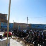 اقدام خداپسندانه  وخیرخواهانه دانش آموزان  دبستان شاهد پسران شهید احمدی روشن درروز جشن نیکوکاری؛