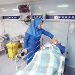 اشتغال ۱۳۰۰ نفر در بیمارستان حضرت رسول(ص) فردوس؛