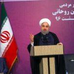 روحانی:پیگیر اشتغال جوانان نه با شعار بلکه با عمل هستیم