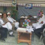 ستاد انتخابات روحانی در چند شهر و برخی روستاهای درمیان راه اندازی شد؛