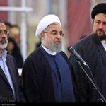 روحانی: فداکاری مردم مسئولیت ما را صدچندان کرده است/به وعده هایی که داده ایم ، عمل می کنیم؛