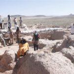 آغاز کاوشهای باستانشناسی محوطه تاریخی کهنک سربیشه؛