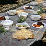 برگزاری ضیافت افطاری درشهرستان خوسف