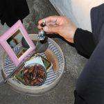 """آشنایی با مراسم آیینی ملاقهزنی""""کفچلزی"""" در خراسانجنوبی؛"""