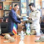 اداره کل محیط زیست و فرماندهی مرزبانی تفاهم نامه همکاری امضا کردند