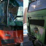 تصادف اتوبوس های شرکت واحد بیرجند با ۲۶ مصدوم؛