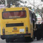 فرسودگی ۸۰ درصد ناوگان اتوبوسرانی بیرجند؛