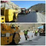 اجرای ۴۰ کیلومتر روکش آسفالت جاده های استان در سه ماهه اول سال؛