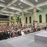 رهبر معظم انقلاب: تثبیت هنجارهای انقلاب و ایجاد جامعه اسلامی نیازمند مبارزه است