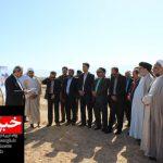 مراسم افتتاح همزمان ۱۲ پروژه بخش کشاورزی در اولین روز از هفته دولت