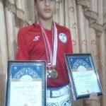 موفقیت نوجوان بیرجندی در جشنواره ورزشهای زورخانهای کشور؛