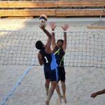 رقابت ۲۳ تیم در لیگ والیبال ساحلی شهرستان قائن