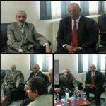 ماجرای دیدار وزیر دولت قبل و رییس کمیسون مجلس فعلی با وزیر اسرائیلی چه بود؟