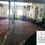 گزارش تصویری / فرماندار بیرجند وبرخی از مسئولین استانی  از روستای نوفرست بازدید کردند