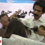 گزارش تصویری مراسم ثبت رکورد برتر کشور در بیرجند
