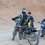 اولین کارگاه آموزشی موتورسواری در زیرکوه برگزار شد