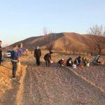 ۱۸گردشگر آلمانی از مزارع زرشک و زعفران خراسان جنوبی بازدید میکنند؛