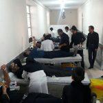 اهداء خون توسط ۴۷۹ نفر در تاسوعا و عاشورای حسینی؛