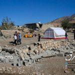 افزایش شمار مصدومین به ۷۸۱۷ تن/وضعیت جوی مناطق زلزلهزده/چگونگی اطلاع از وضعیت مصدومان