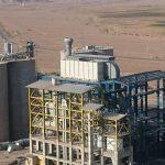 صادرات بیش از ۳۴ هزار تن سیمان از کارخانه سیمان باقران