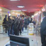 اکران فیلم های جشنواره فجر برای بیش از ۶ هزار و ۵۰۰ نفر در بیرجند؛