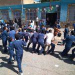 شادابی ونشاط در بین بچه های مدرسه