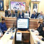 تصویب ۵۰ مصوبه در سفر استاندار به سربیشه