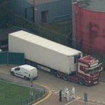 کشف ۳۹ جسد در یک کامیون