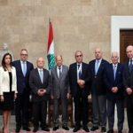 رئیس جمهور لبنان: دولت آینده پاکدست خواهد بود