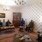 دیدارمسئولین هیات انجمنهای ورزشی استان با صادقپور