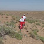 امدادرسانی نیروهای هلال احمر به ۸۴ حادثه دیده در خراسان جنوبی