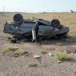 جاده های استان رکورددار حوادث امدادرسانی نیروهای هلال احمر به ۱۹ مورد حادثه در خراسان جنوبی