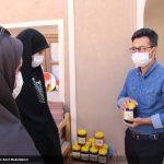 گشایش نمایشگاه دستاوردهای طرح ملی توسعه مشاغل خانگی در خراسان جنوبی