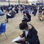 آزمون استخدامی تامین اجتماعی توسط جهاددانشگاهی خراسان جنوبی برگزار شد