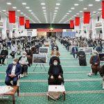 گزارش تصویری /دیدار ایت الله رییسی با مردم بیرجند
