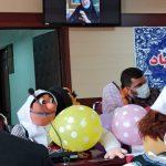 مراسم مجازی اختتامیه جشنواره های فرهنگی ادبی هنری مشق باران و نمایش عروسکی ویژه افراد دارای معلولیت