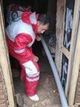 نیروهای امدادی هلال احمر ۱۲۲نفر را در خراسان جنوبی نجات دادند