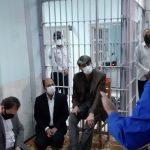 بازدید رئیس کل دادگستری و قضات خراسان جنوبی از زندانهای استان