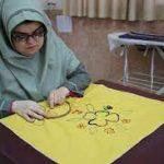 بهره مندی ۳۲۵ معلول از آموزشهای مراکز حرفه آموزی بهزیستی